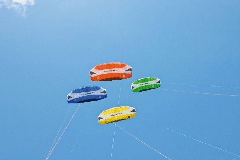 Power Kites-Traction    Dual Line & Quad Line