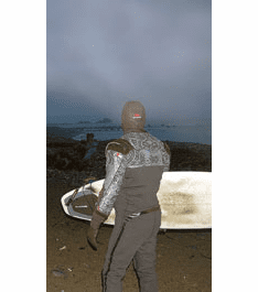 Pyro Surf drysuit