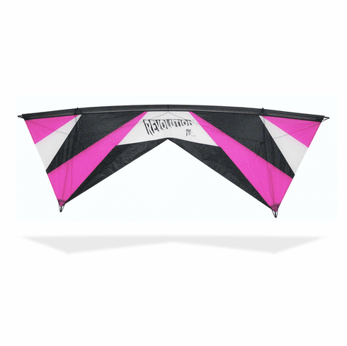 Revolution EXP kite with Reflex Ready to fly With Shanti lines: