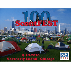 ScoutFEST 100     2010