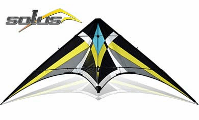 SOLUS  By Skyburner kites       Made In USA