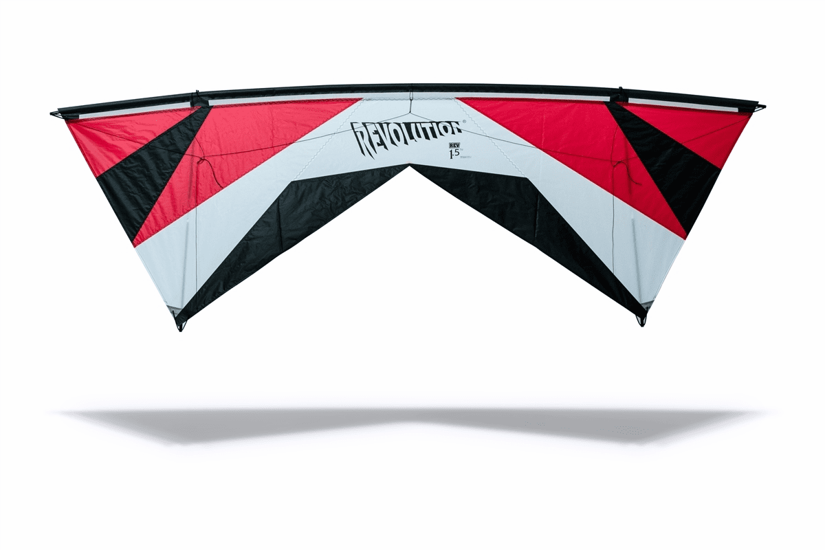Sport Wing Bundle Revolution 1.5 Quad-Line Kite  with Shanti the Best in the industry!With A Free Ultra Light leading edge