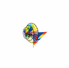 TRIPLE RAINBOW SPINNER