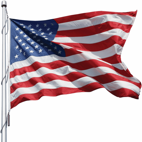 U.S. Outdoor 3x5 Flag