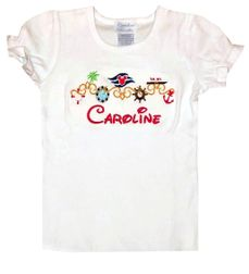 Girl's Disney Cruise Shirt or Outfit Minnie Mouse Cruise