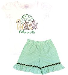 Disney Girl's Simba Lion King Tree of Life Animal Kingdom Outfit
