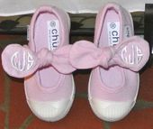 Girl's Monogrammable Shoes Mary Jane Bow Shoes