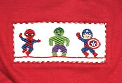 Anavini Boy Superheros Shirt with Spiderman, Hulk & Captain America