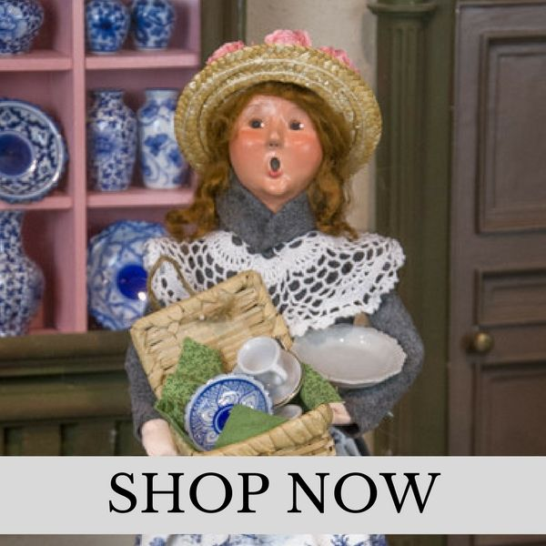 2019 Byers Choice Carolers & Figurines