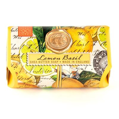 Michel Design Works - Bath Soap - Lemon Basil