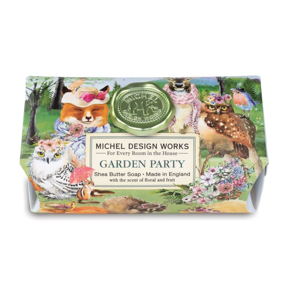Michel Design Works - Bath Soap - Garden Party