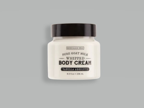 Beekman Body Cream - Vanilla Absolute Goat Milk - 8oz