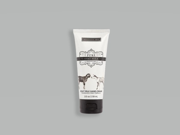 Beekman Hand Cream - Pure Goat Milk - 2oz