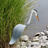 Blue Heron Dancing Bird® - Decorative Garden Stake