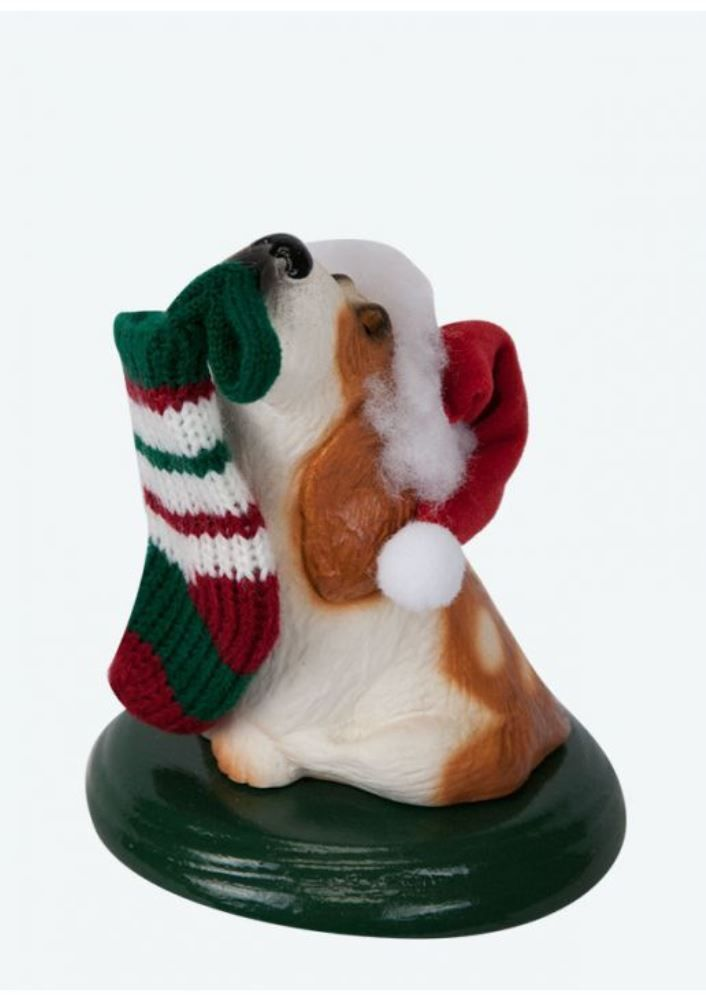 Byers Choice Accessory - Basset Hound 2010