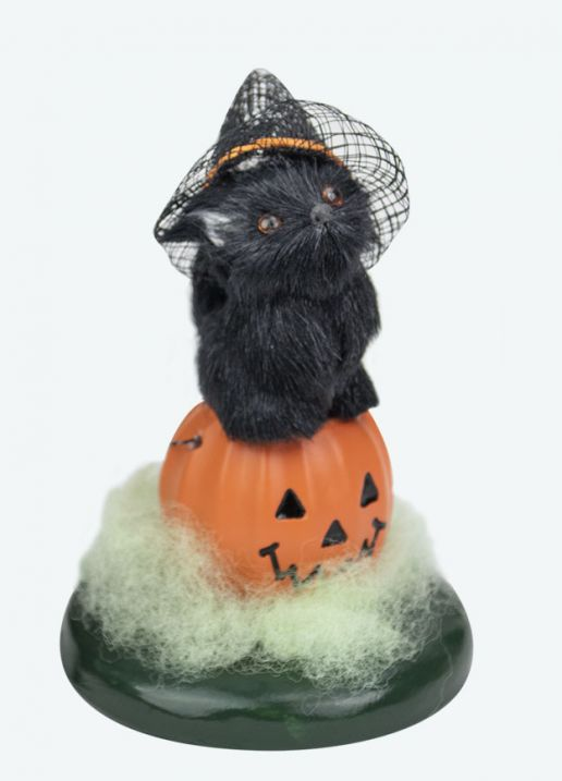 Byers Choice Accessory - Halloween Cat 2020
