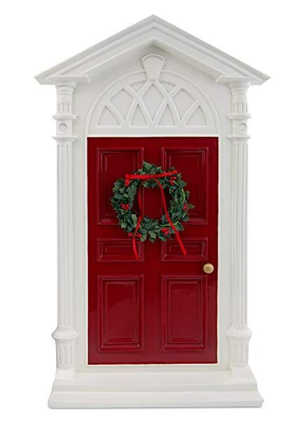 Byers Choice Accessory - Red Door