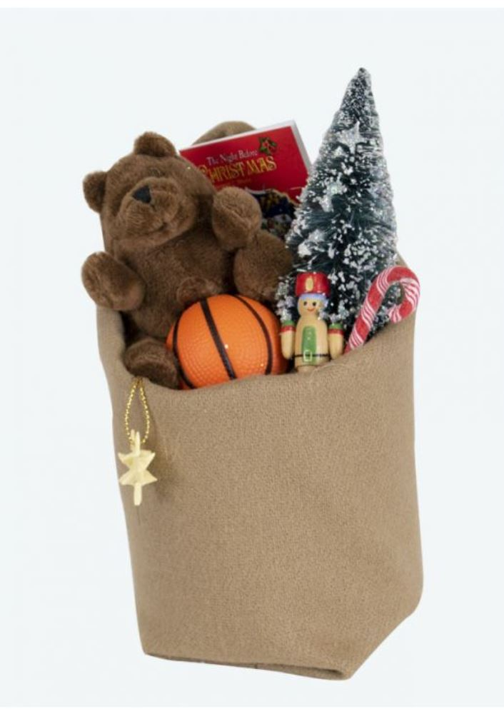 Byers Choice Accessory - Sack of Toys 2019