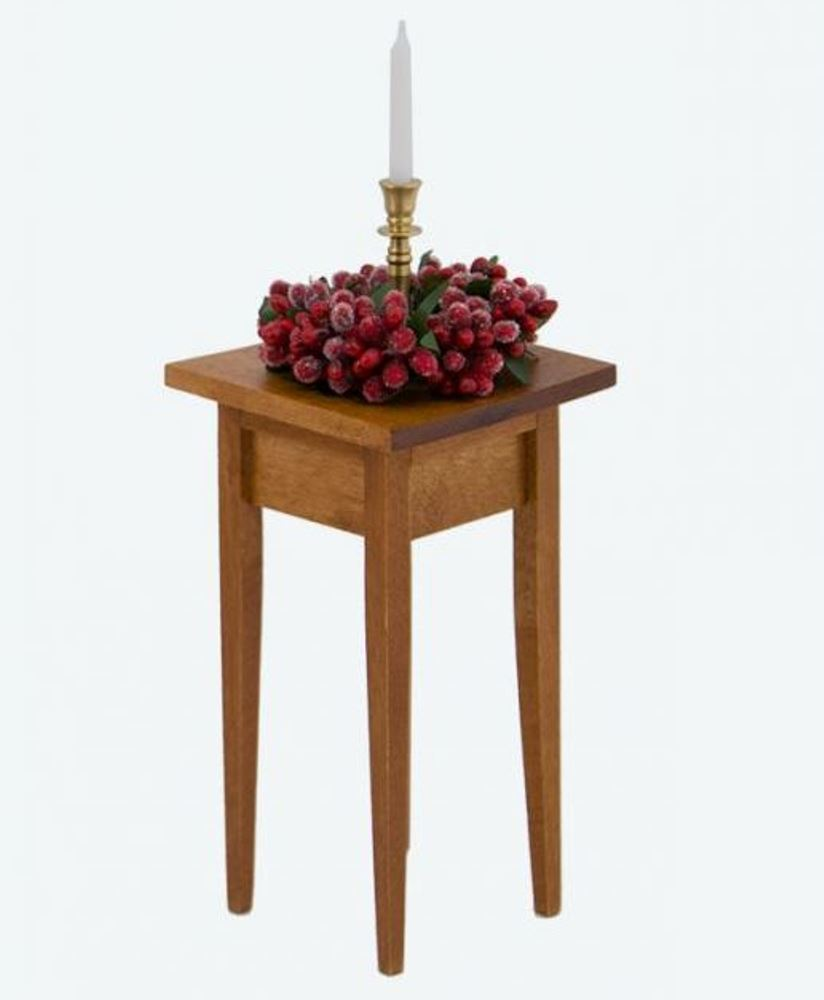Byers Choice Accessory - Table with Candlestick