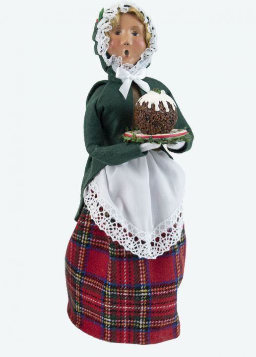 Byers Choice Caroler - Christmas Sweets Woman 2021