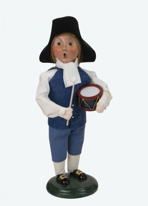 Byers Choice Caroler - Colonial Boy 2021