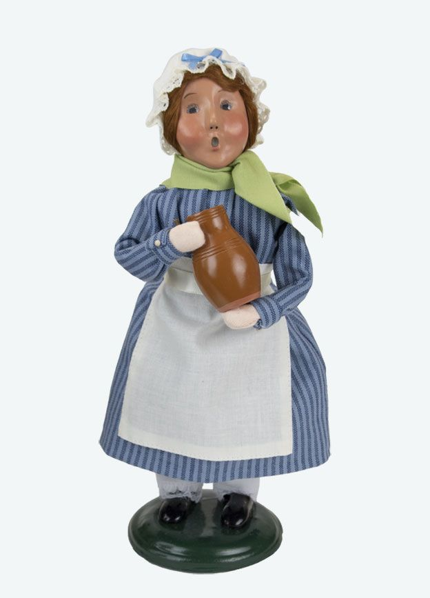 Byers Choice Caroler - Colonial Girl 2021
