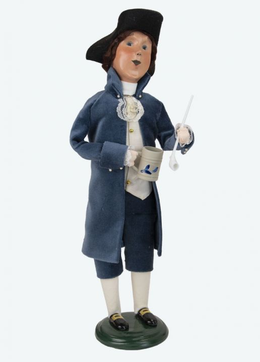 Byers Choice Caroler - Colonial Man 2021