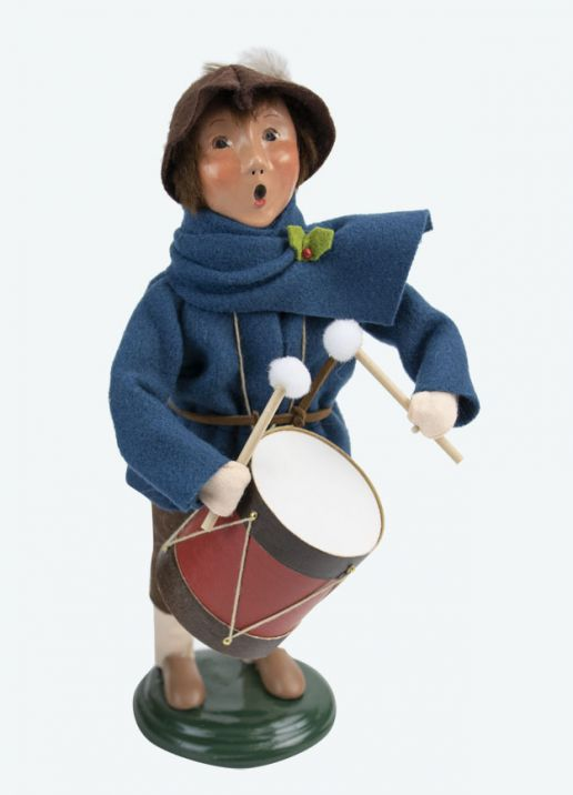 Byers Choice Caroler - Drummer Boy 2020
