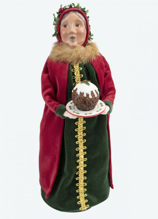 Byers Choice Caroler - English Mrs Claus 2020