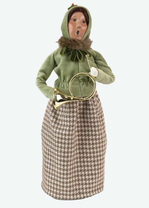 Byers Choice Caroler - Musical Family Woman 2021