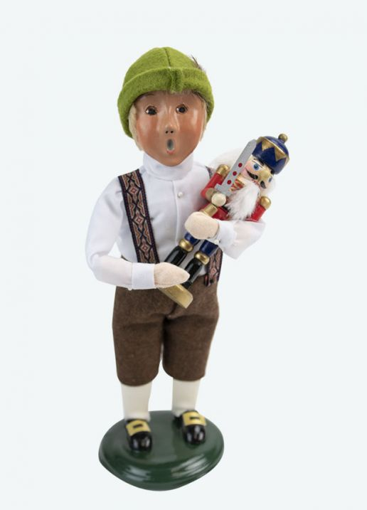 Byers Choice Caroler - Nutcracker Boy 2020