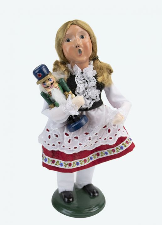 Byers Choice Caroler - Nutcracker Girl 2020
