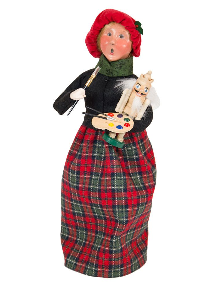 Byers Choice Caroler - Nutcracker Maker Man 2018