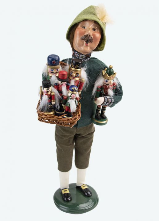 Byers Choice Caroler - Nutcracker Vendor 2020
