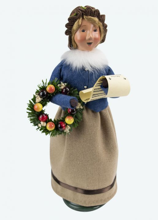 Byers Choice Caroler - Palmer Family Woman 2020