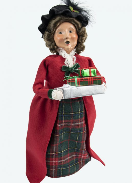 Byers Choice Caroler - Phyllis 2020