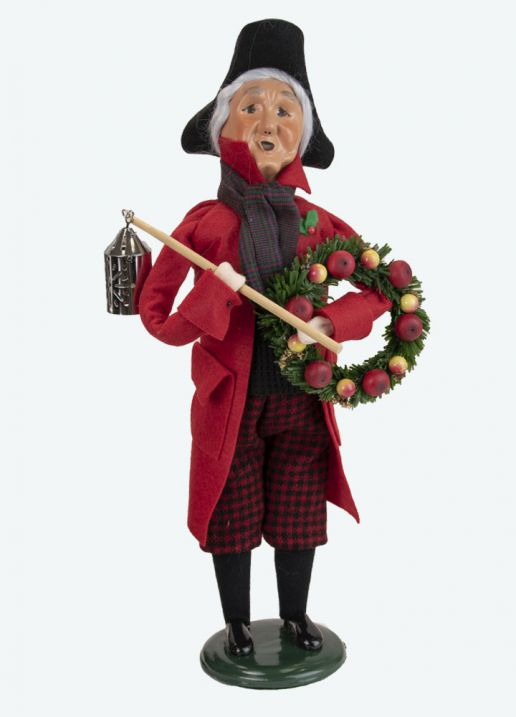 Byers Choice Caroler - Town Watchman 2021