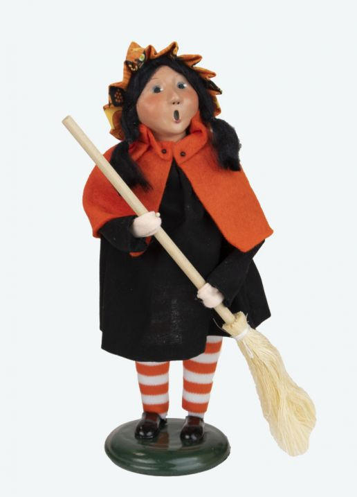 Byers Choice Caroler - Trick r Treat Witch 2021