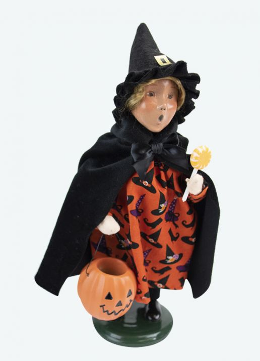 Byers Choice Caroler - Witch with Candy 2020