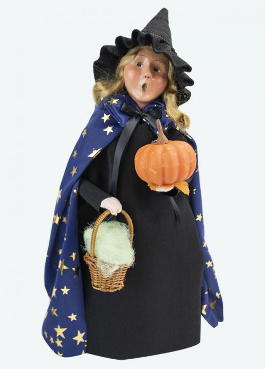 Byers Choice Caroler - Witch with Star Cape 2020