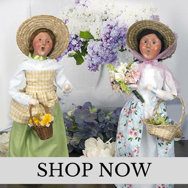 Byers Choice Carolers - Spring & Summer