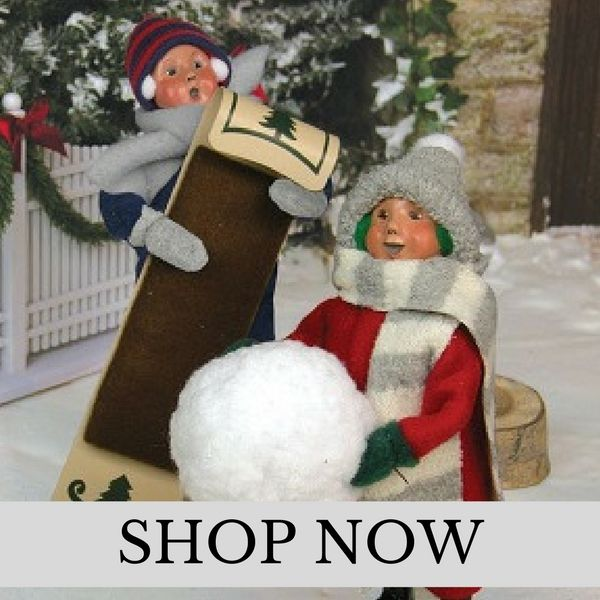 Byers Choice Carolers - Toddlers And Kids
