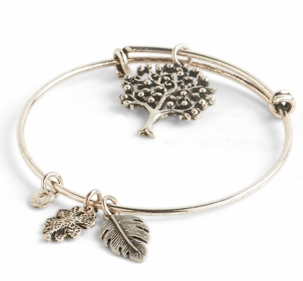 C.T. Hill Designs - Silver Tree of Life Bracelet