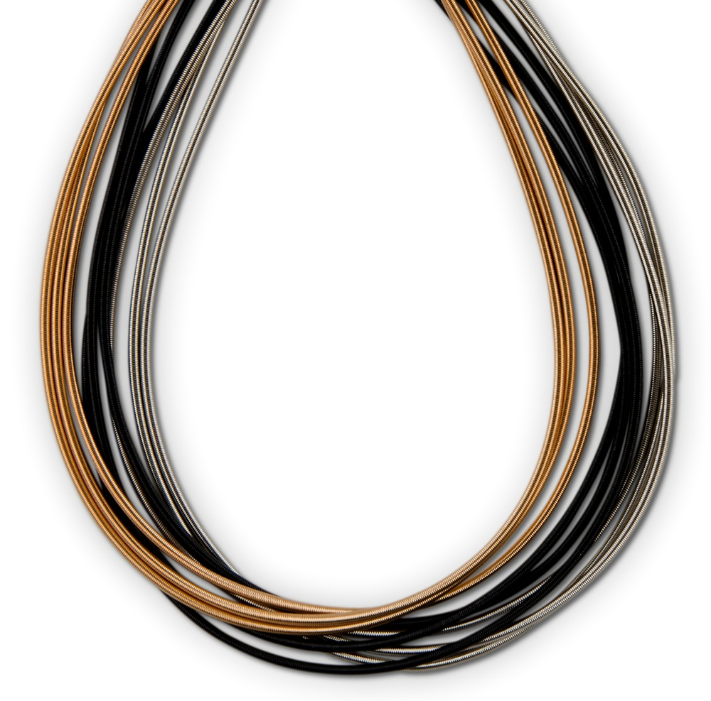 C.T. Hill Designs - Three Color Stretch Necklace