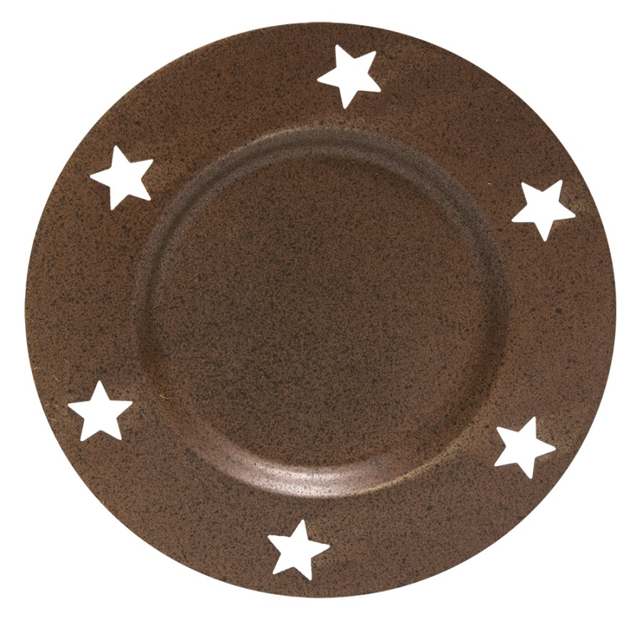 Candle Pan - Star - 6in