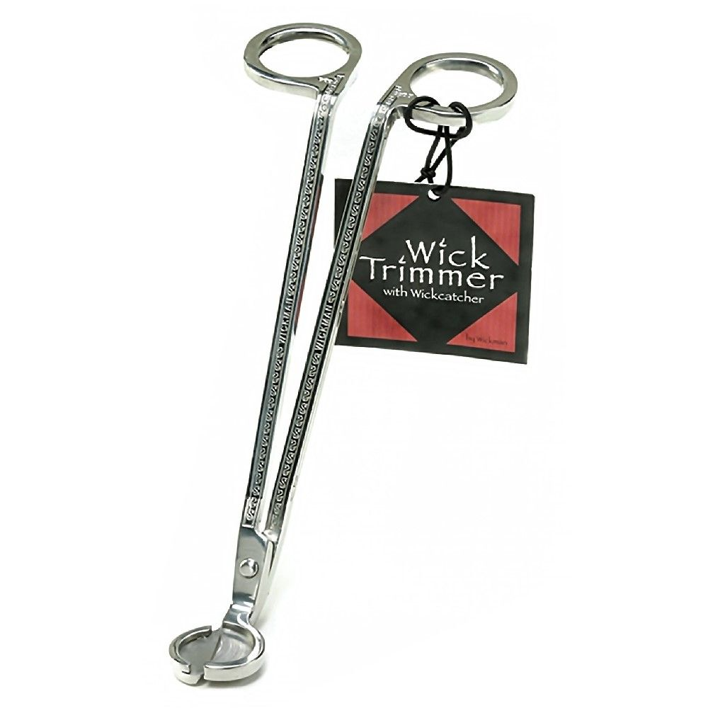 "Candle Wick Trimmer - ""Stainless Steel Wick Trimmer"""