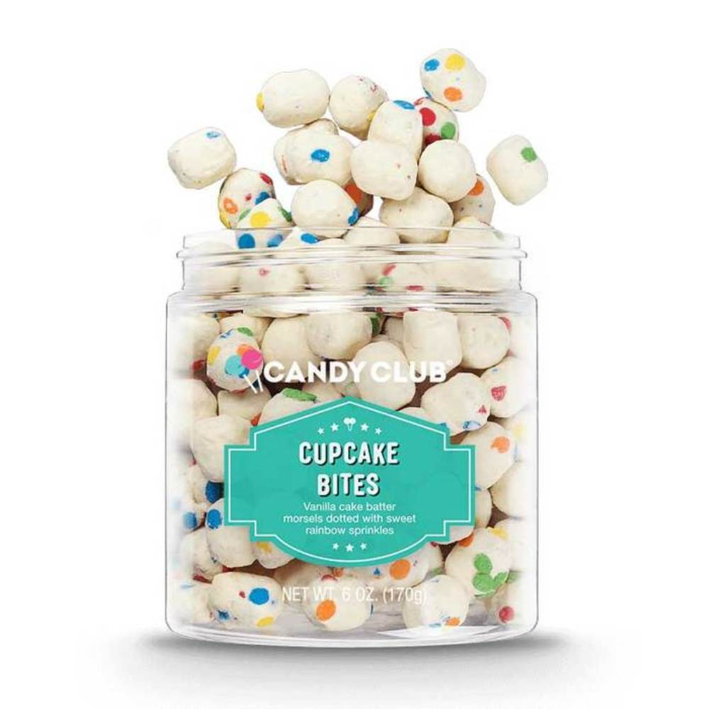 Candy Club - 6oz - Cupcake Bites