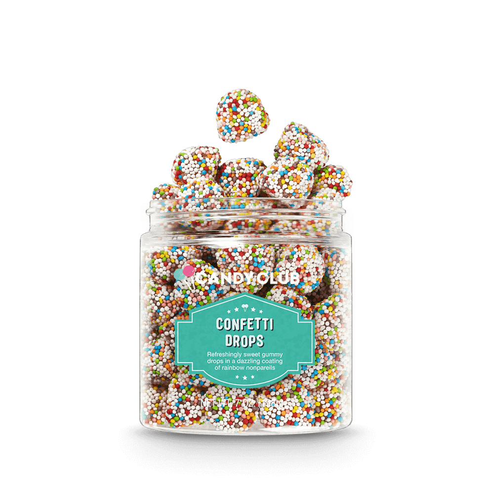 Candy Club - 7oz - Confetti Drops