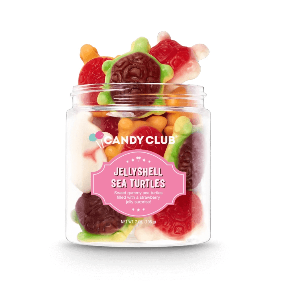 Candy Club - 7oz - Jellyshell Sea Turtles