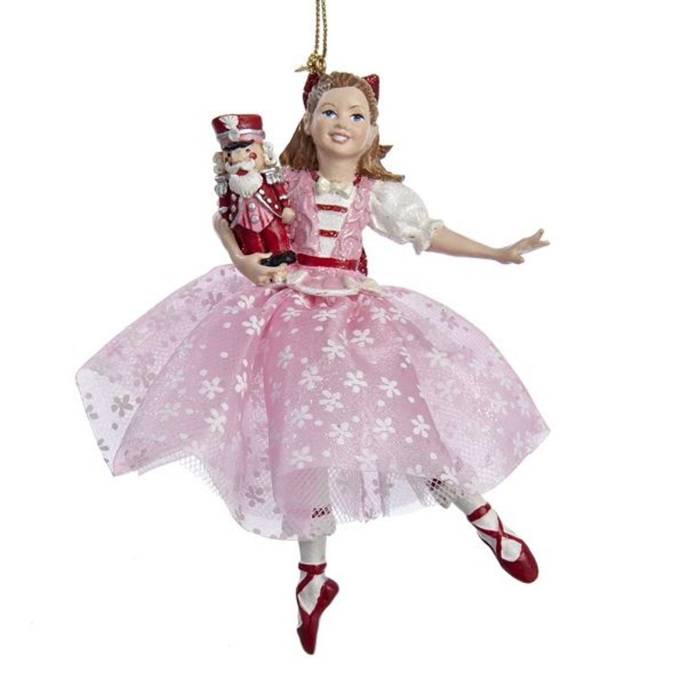 Christmas Ornament - Dancing Clara - 5in